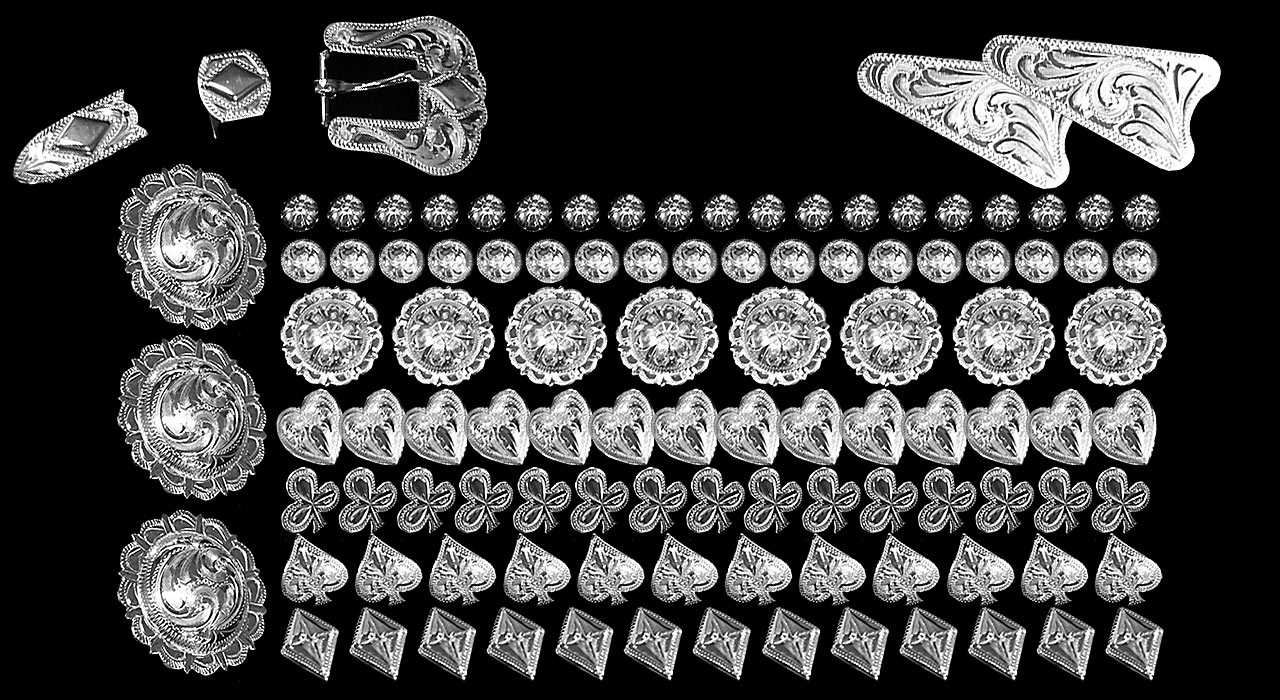 Custom Silver Embellishments
