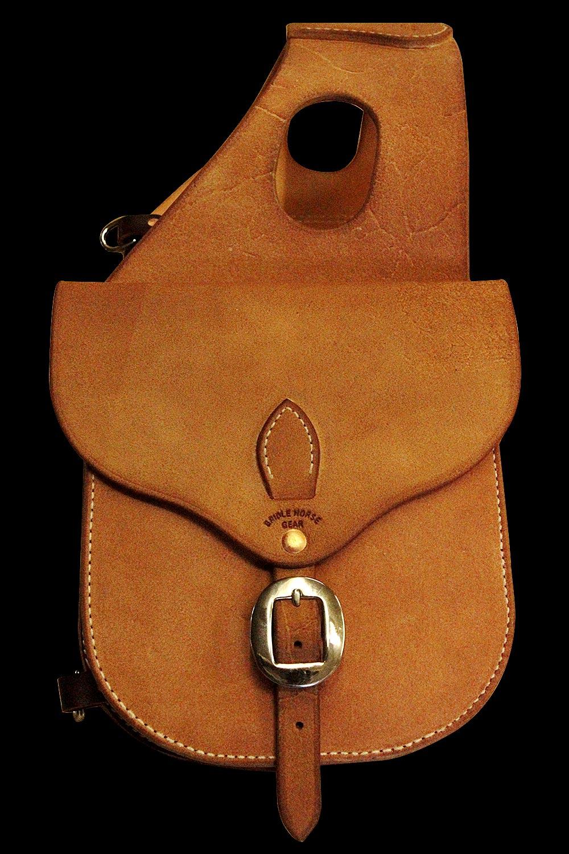 Custom Made Roughout Saddlebags