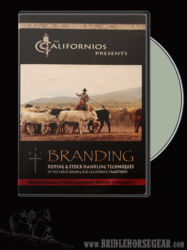 Californio Branding DVD