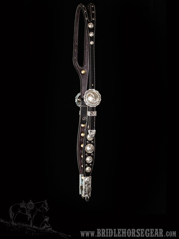 STERLING SILVER HEADSTALL