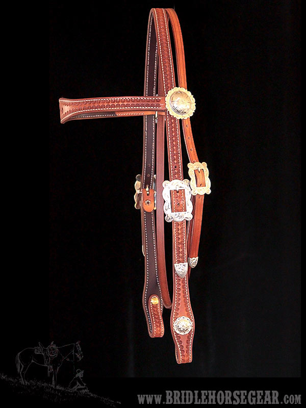 """5/8"""" BROWBAND HEADSTALL"""