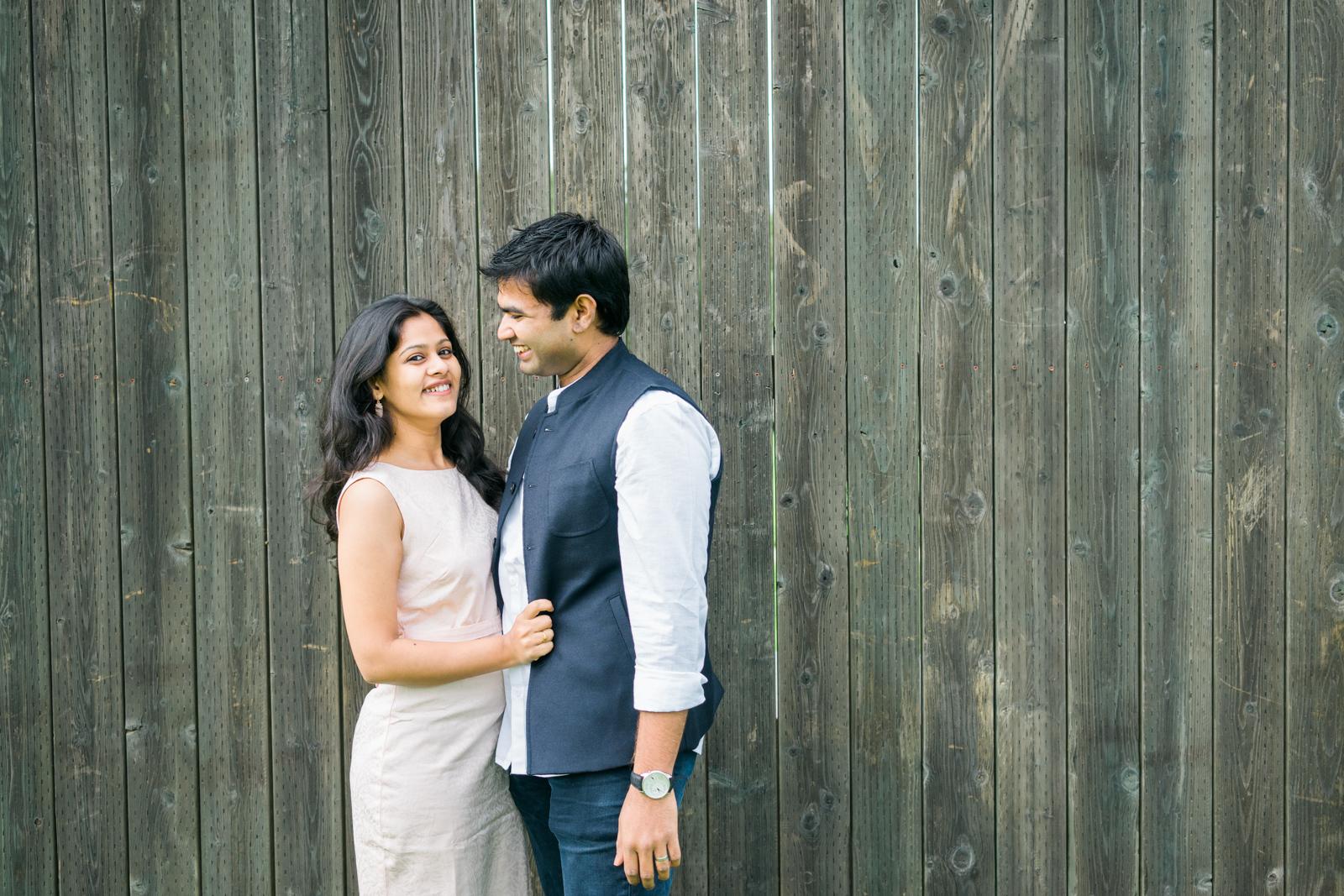 Gorgeous Couple Vrinda & Dhawal | Valentine's Lifestyle Photoshoot at Baylands Park, Sunnyvale, California