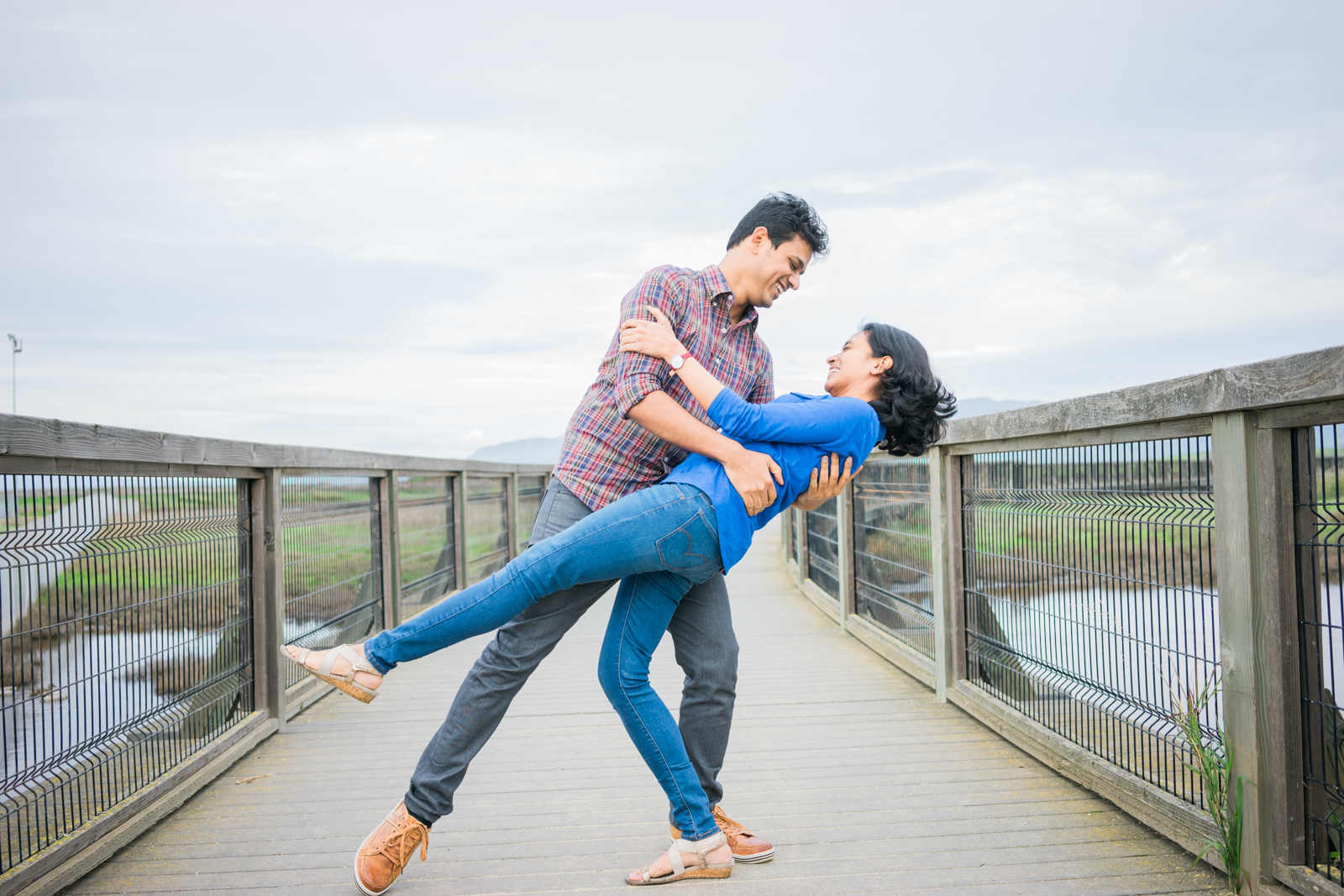 Couples Engagement Photographer in San Jose
