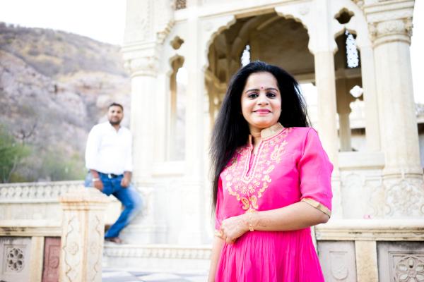 Jaipur Post Wedding Photography by  A Few Good Clicks