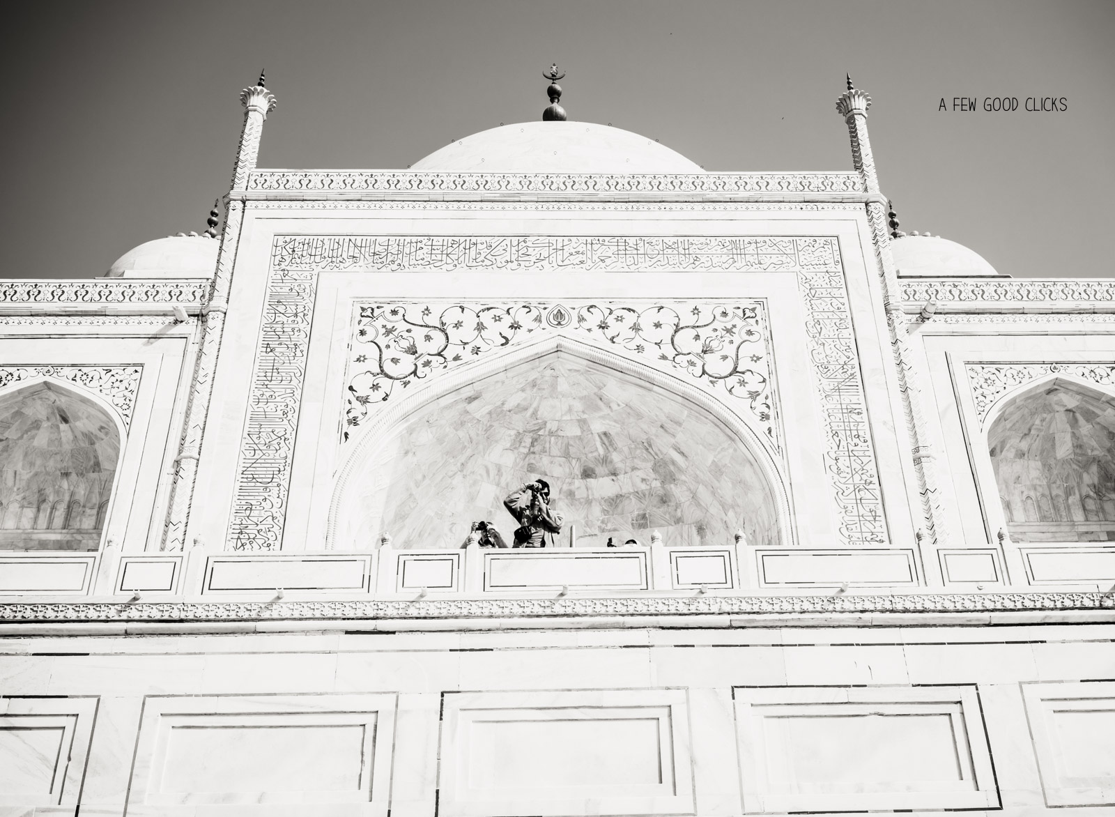 Tourist taking my photo and I took his photo.. I am optimistic that I will find this chap one day so that I can thank him for adding character to image and of course offer this momentous photograph shot in front of Taj Mahal.
