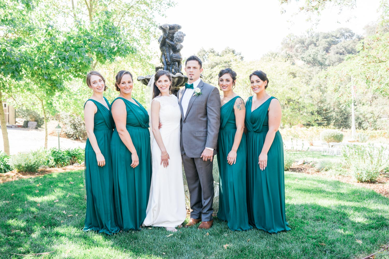 Awesome Bridesmaid Photo Ideas - My lead photographer here Kenny asked the right question instead of commanding how to and what to do.