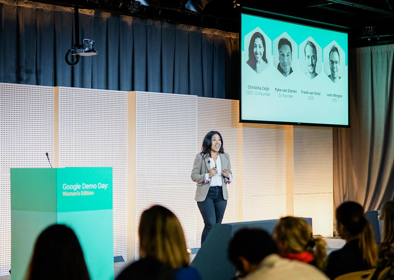 Christina Calje, CEO & Founder of Autheos