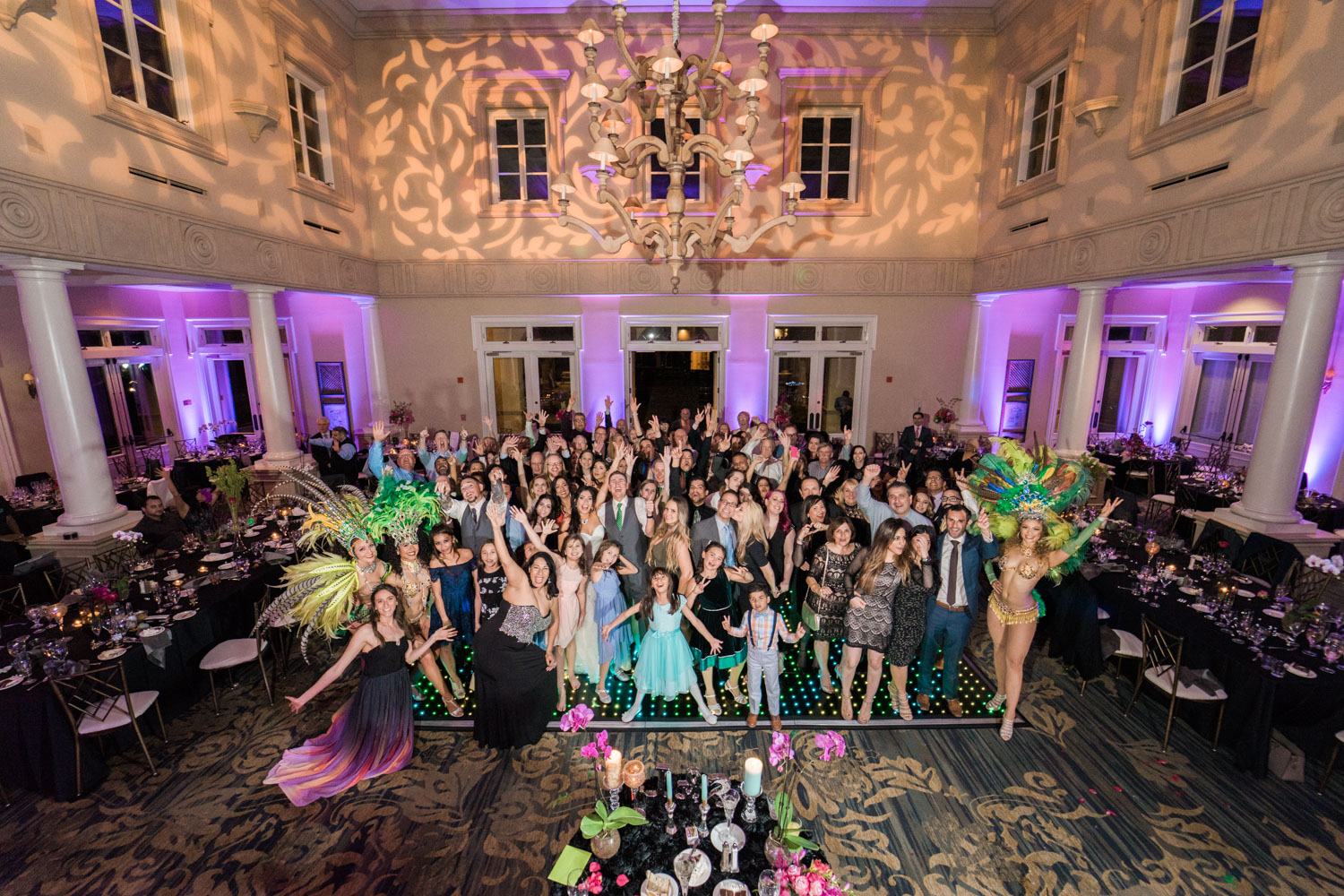 The Group Shot using #magmod #modifiers at one the most exclusive club - The Ruby hill in Pleasanton, CA.