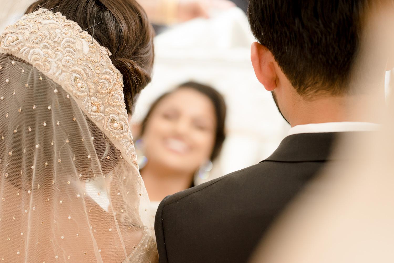 Looking in the mirror ceremony |Muslim Weddings