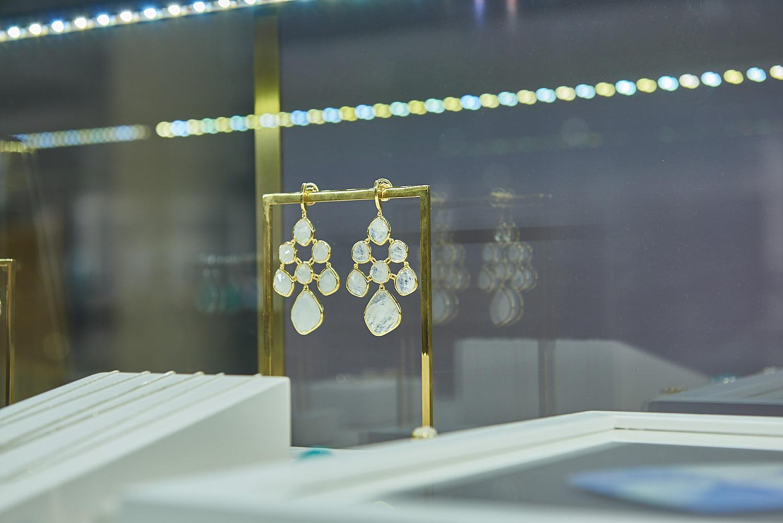 Siren Chandelier Earrings