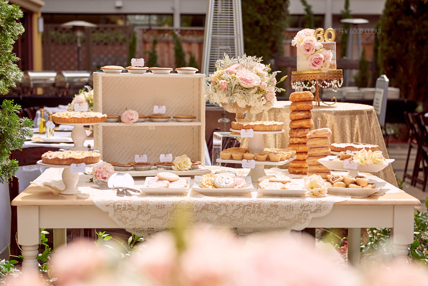 """Delicious Dessert Bar 