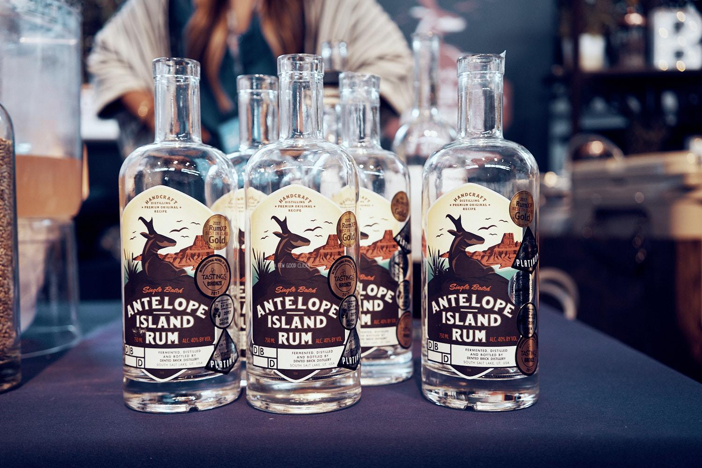 Antelope Island Rum
