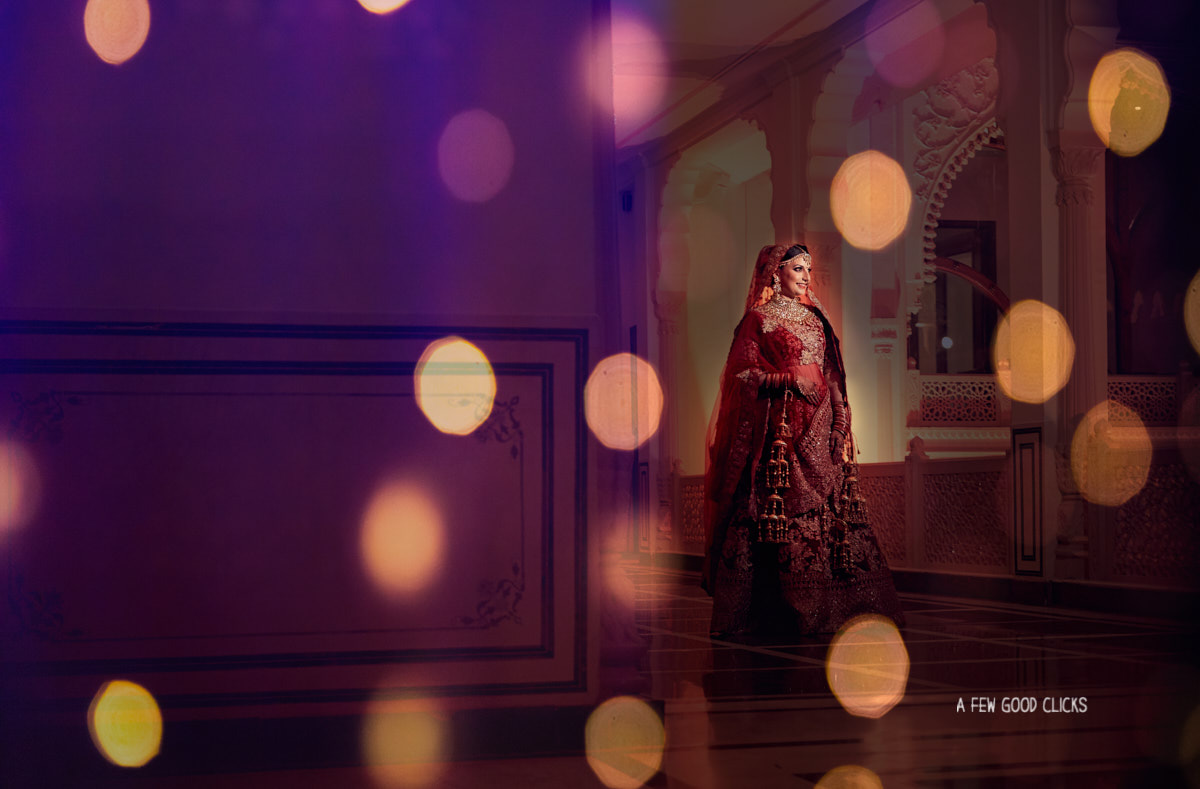 rajput-bridal-photos-with-bokeh-in-indian-weddings-jaipur