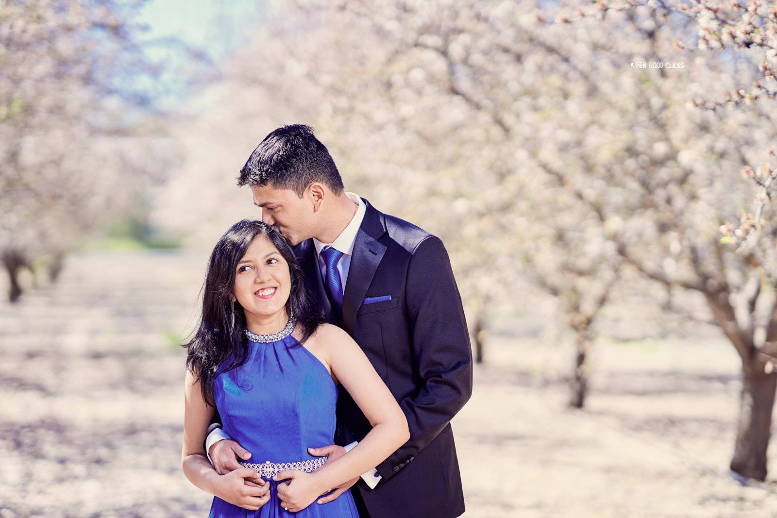 couple-poses-engagement-photoshoot-almond-farms-east-bay-area