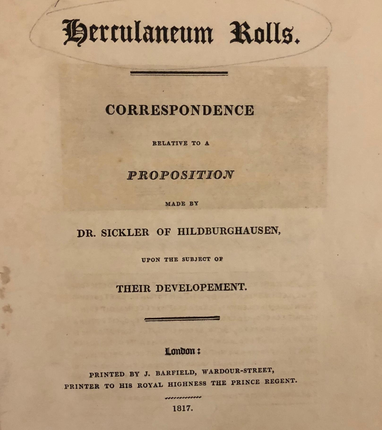 title, 'herculaneum rolls'