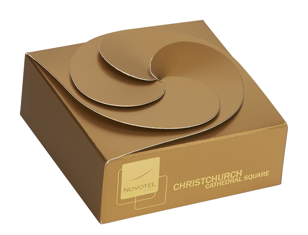 Customized Four Chocolate Box