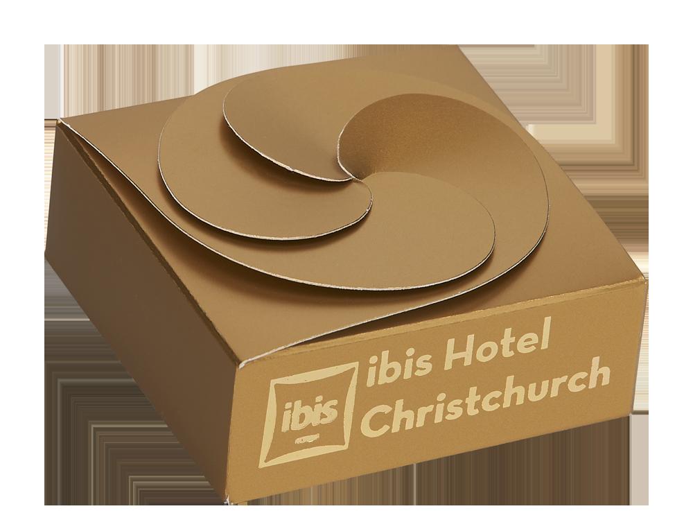 Customised Four Chocolate Box