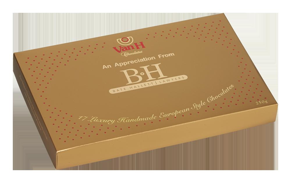 Customised 250g Gift Box