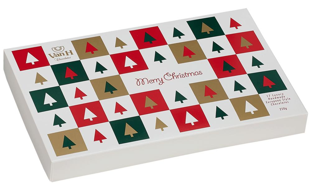 Van H Christmas 250g Gift Box
