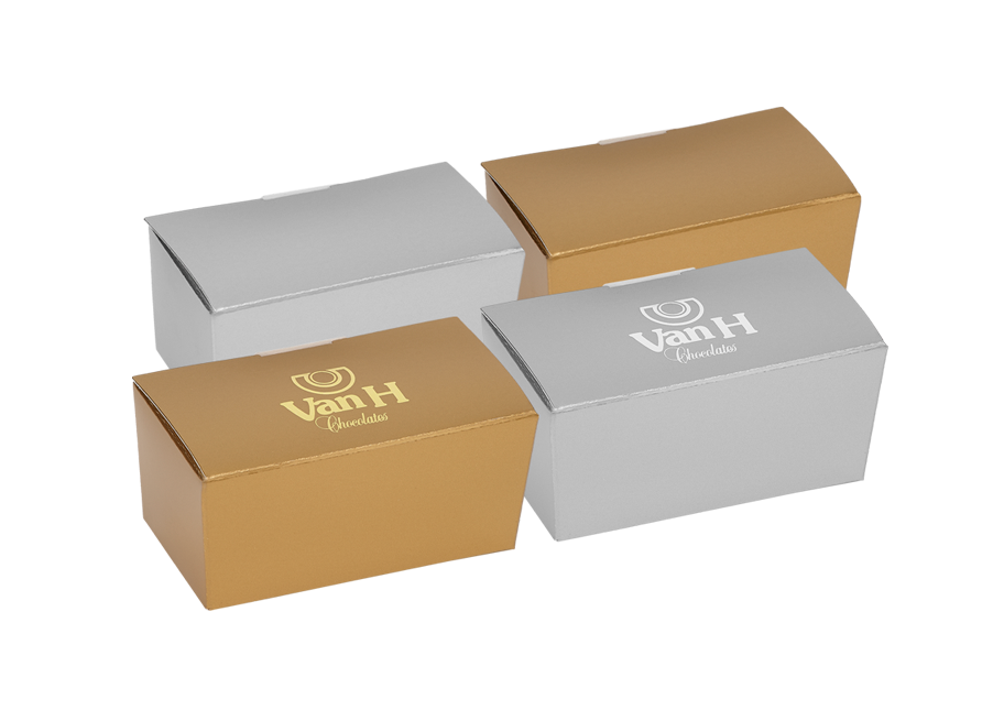 Two Chocolate Gift Boxes