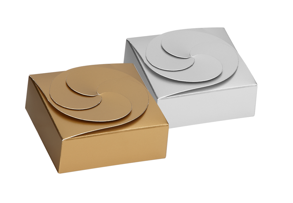 Four Chocolate Gift Boxes