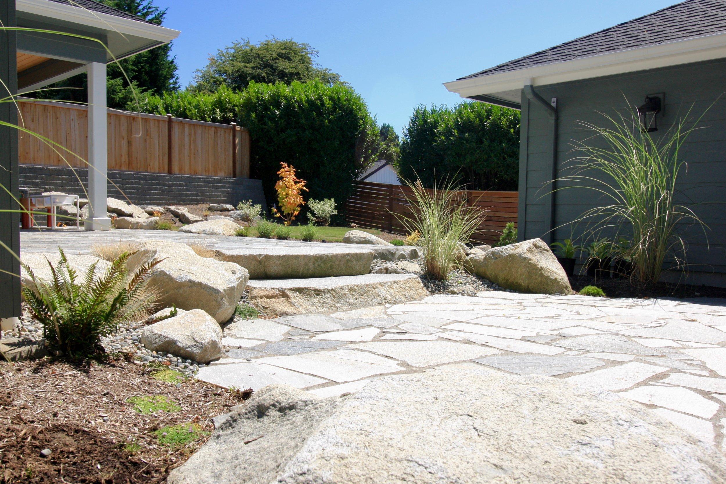 Natural Granite Treads