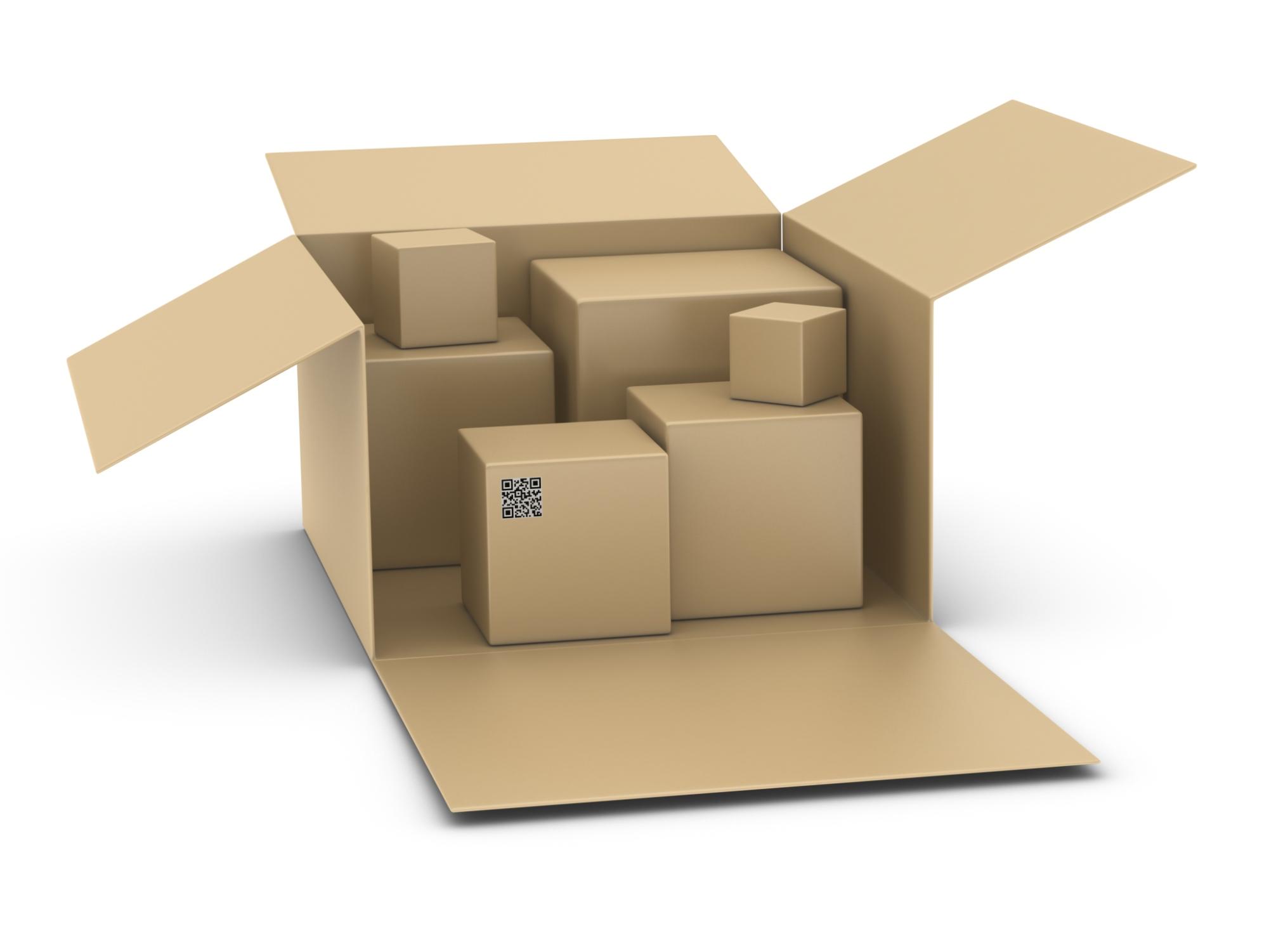 Visual Warehouse Modular Design