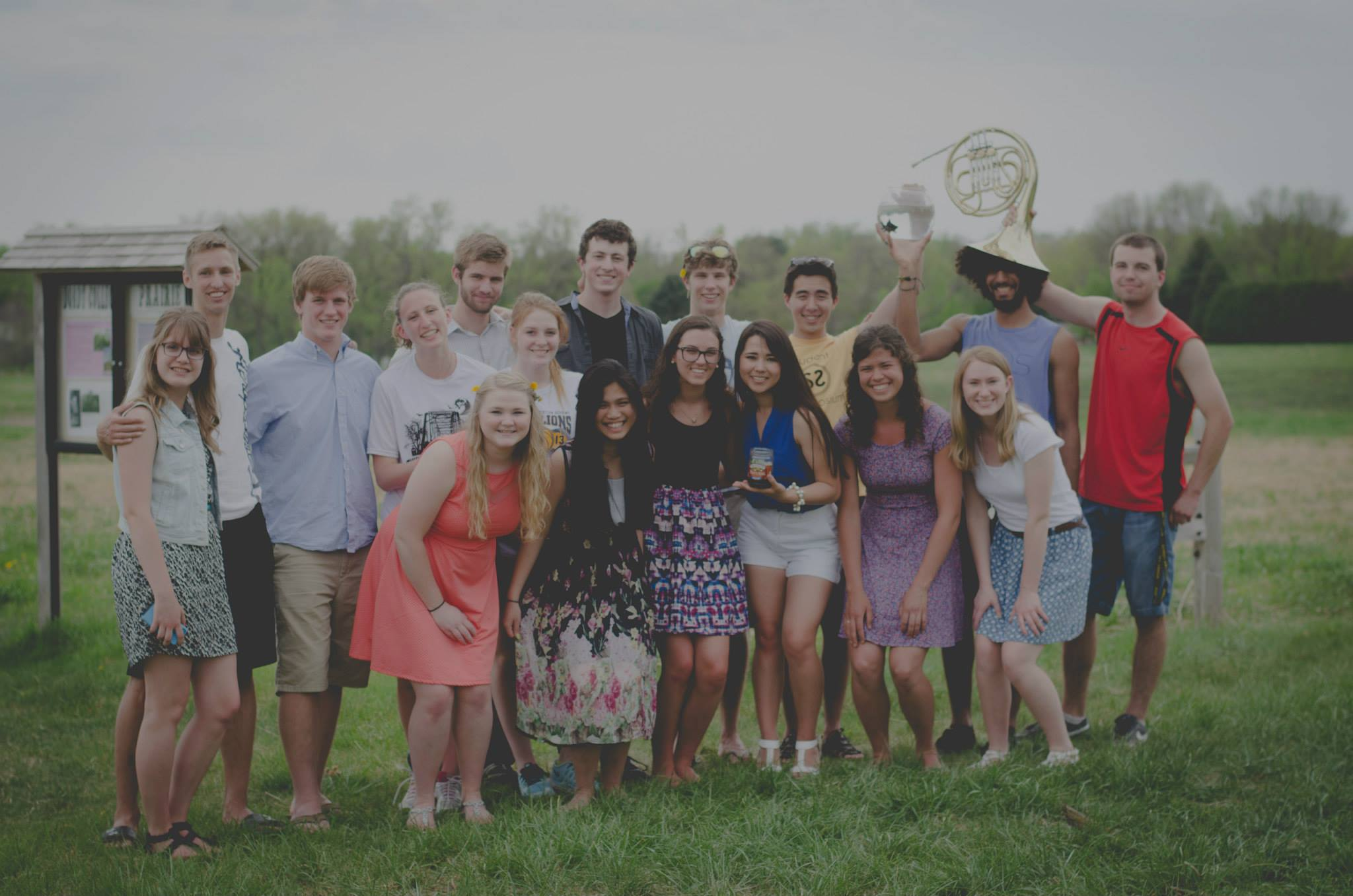 Photo credits to the lovely and talented Mary Van Wyk (a theology major, worship arts minor -- for the record!).