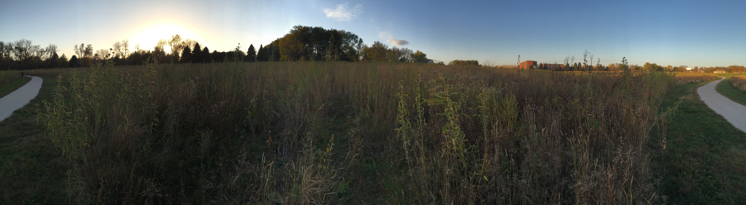 Plus, check out our super cool prairie #nofilter