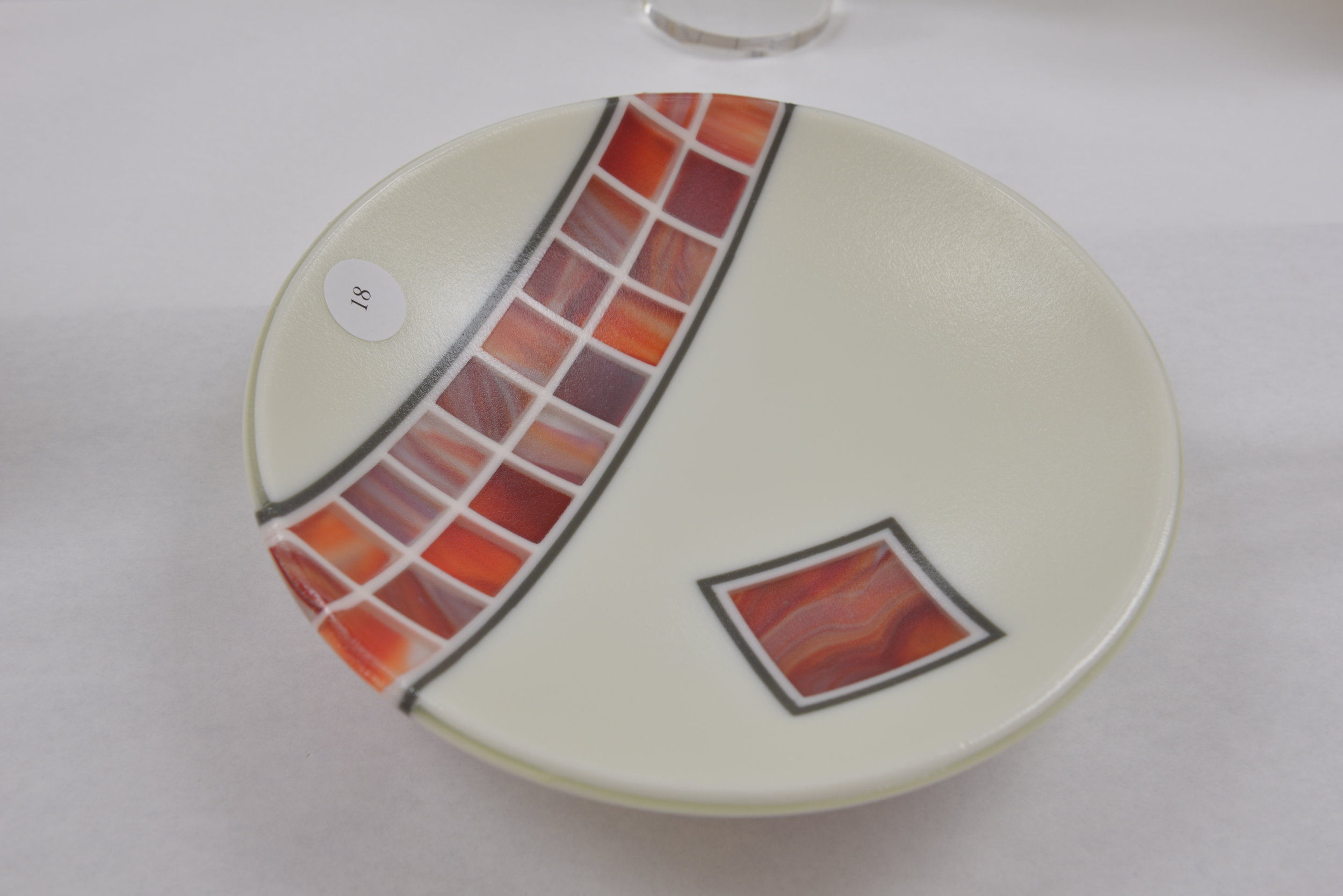 Kiln-Formed Glass Amateur - 1st Place