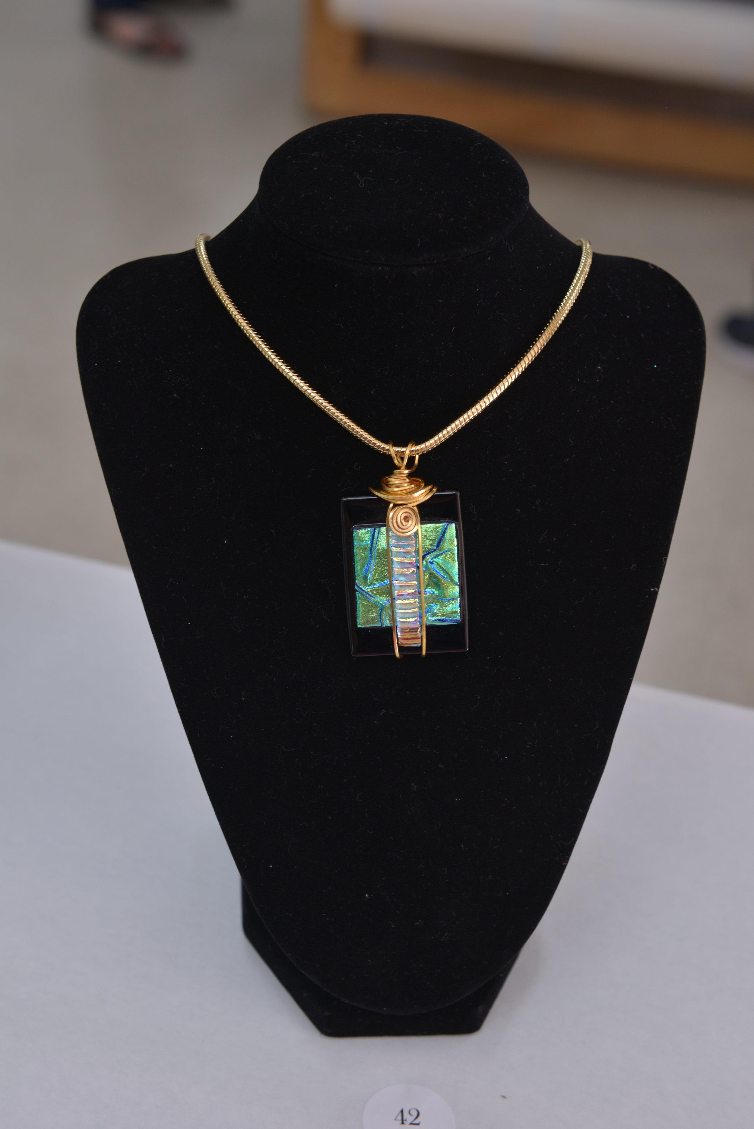 Glass Jewelry - 2nd Place
