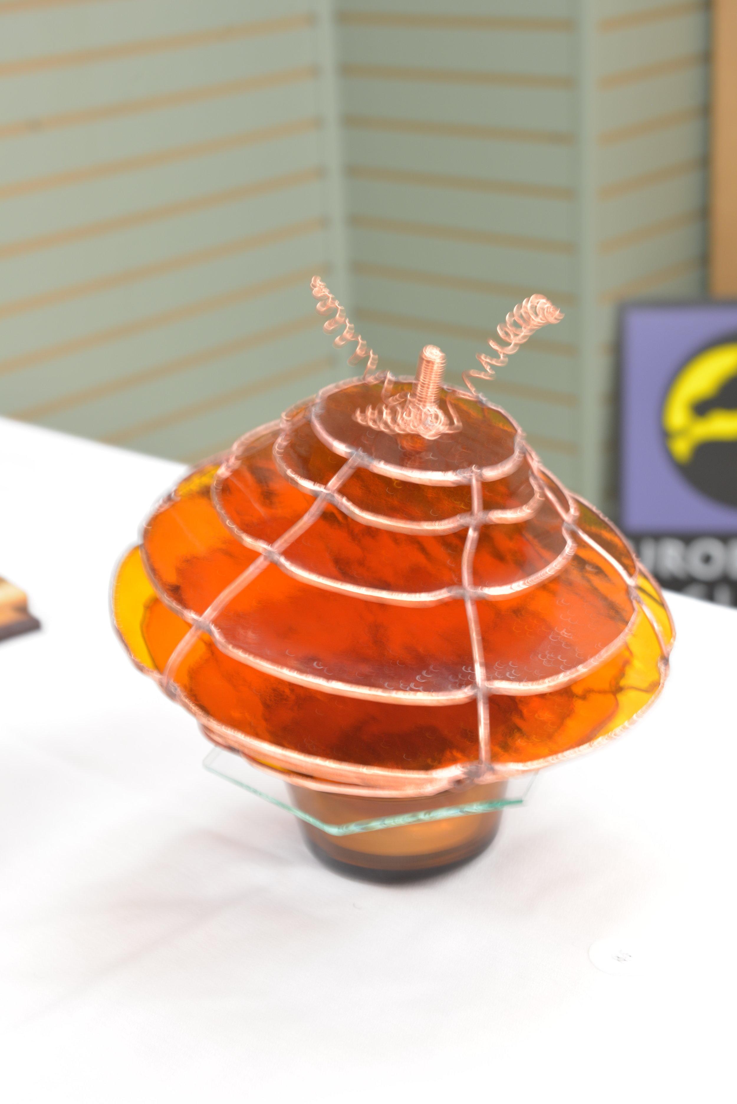 """""""Sydney Pumpkin"""" by Joanne Crull"""