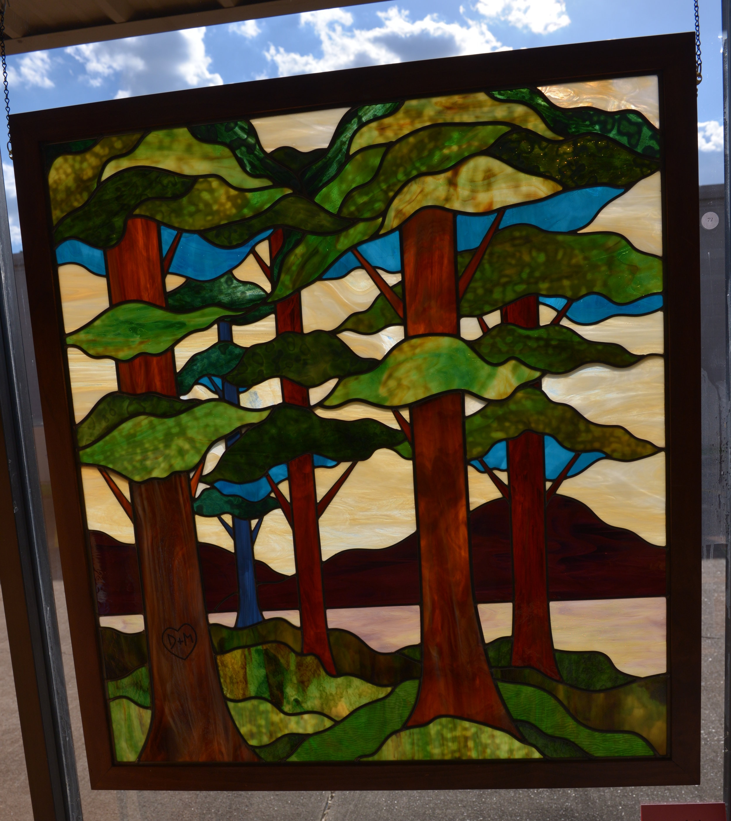 Stained Glass Professional - 1st Place