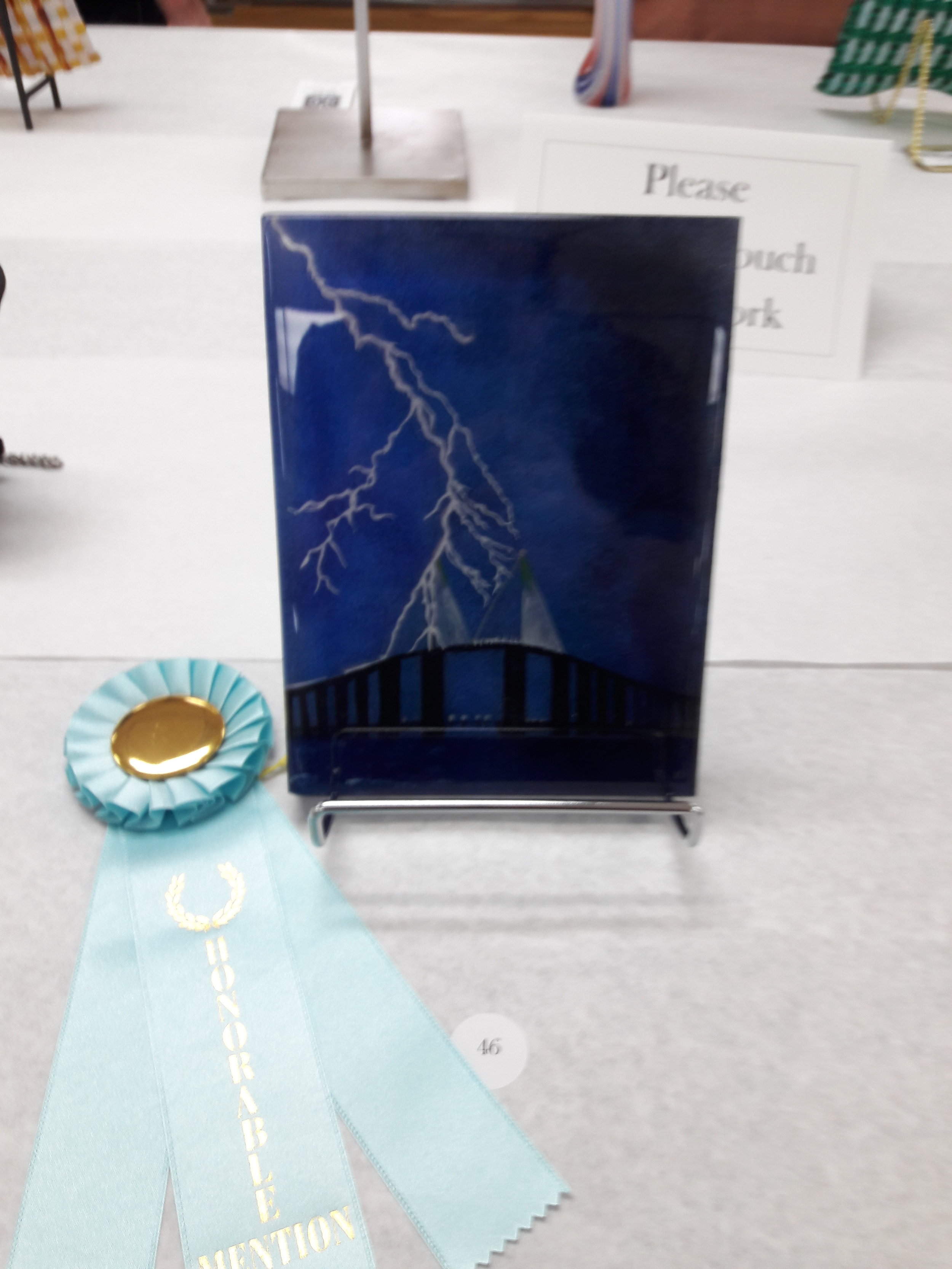 Exhibition - Honorable Mention