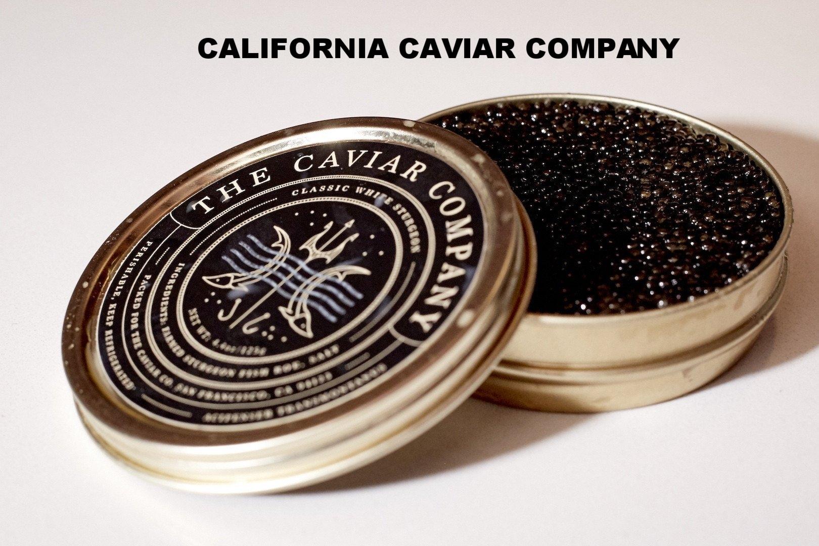 California Caviar Company