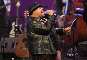 Toshi Reagon & BIGLovely at Clearwater Festival, June 2017