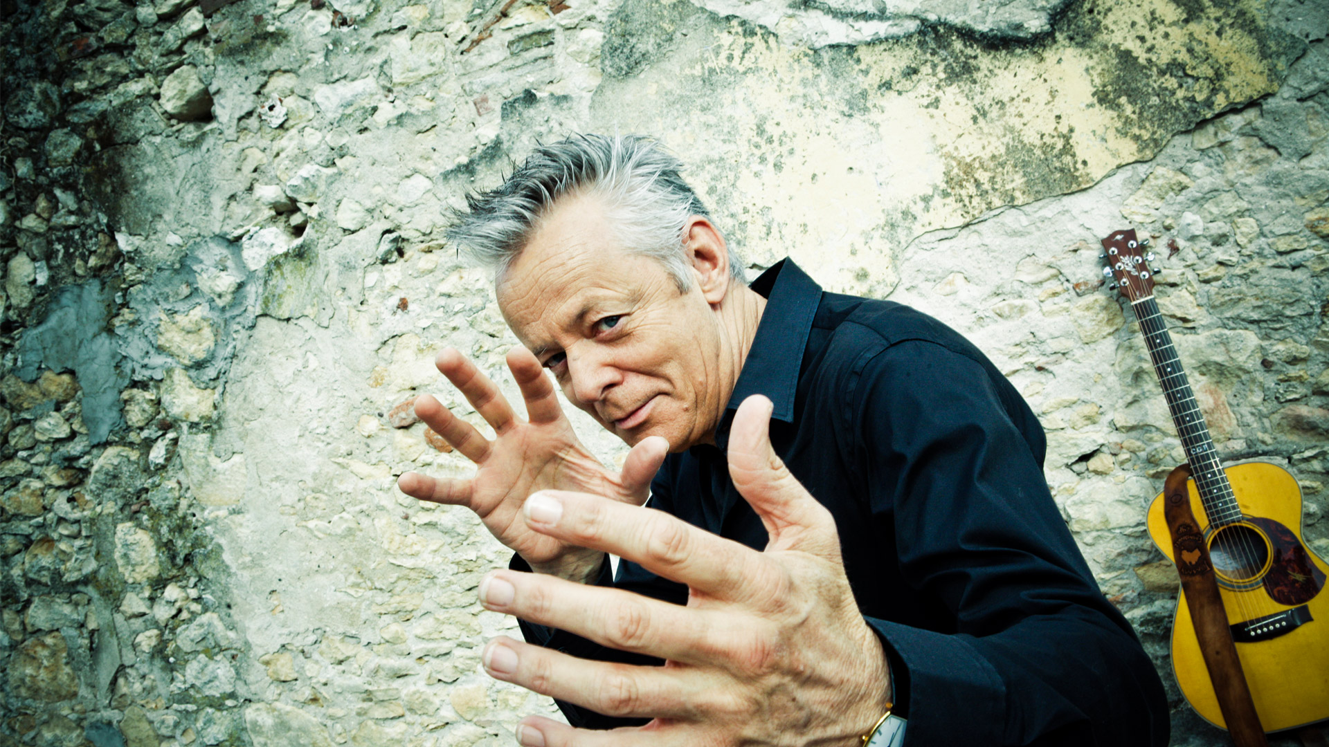 Tommy Emmanuel at Clearwater Festival, June 2017