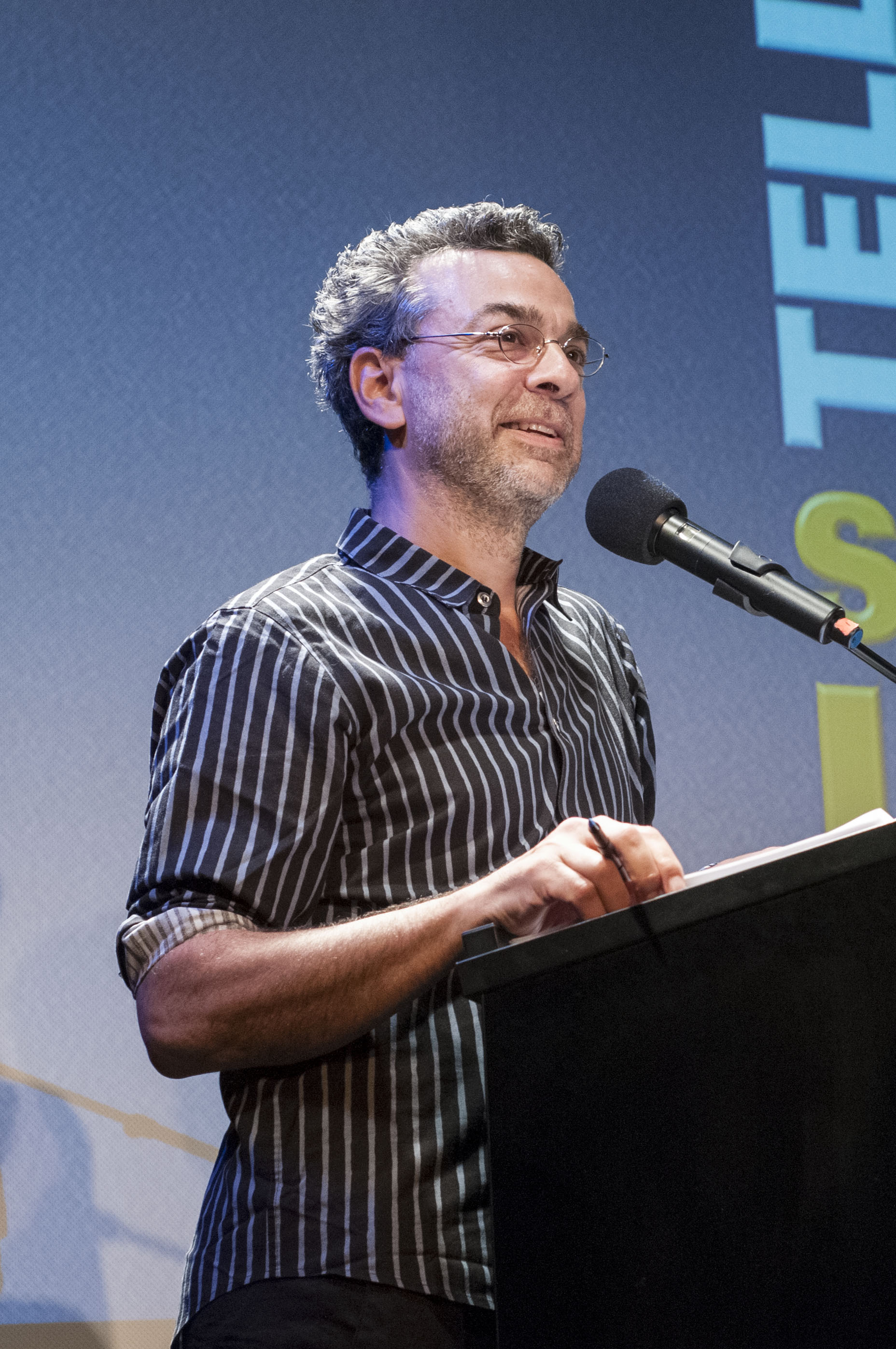 """Tell Me Something I Don't Know"" A Live Event & Podcast from host Stephen J. Dubner 