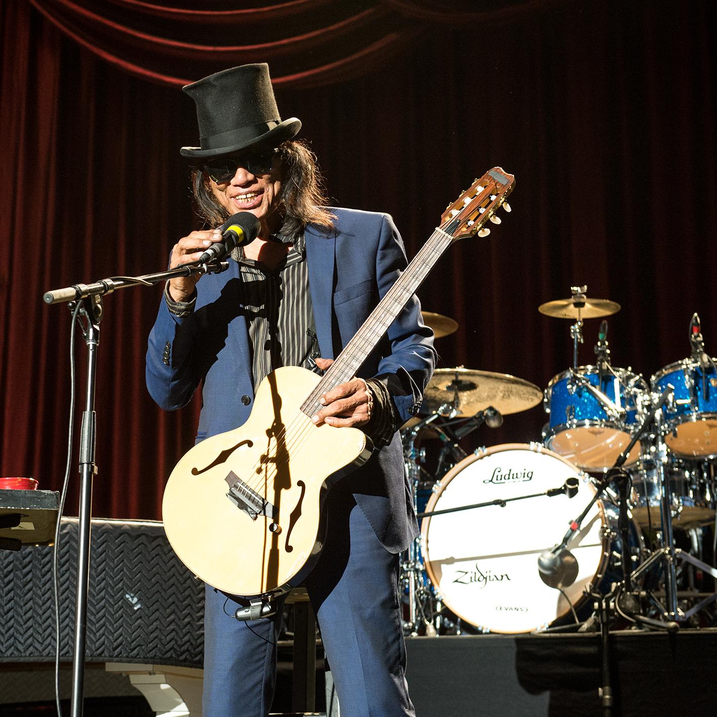 Rodriguez | Sept 25th | Troy Savings Bank Music Hall