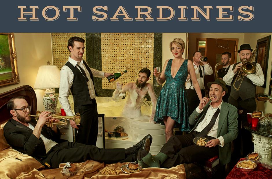 Hot Sardines | 10.13 | SOPAC