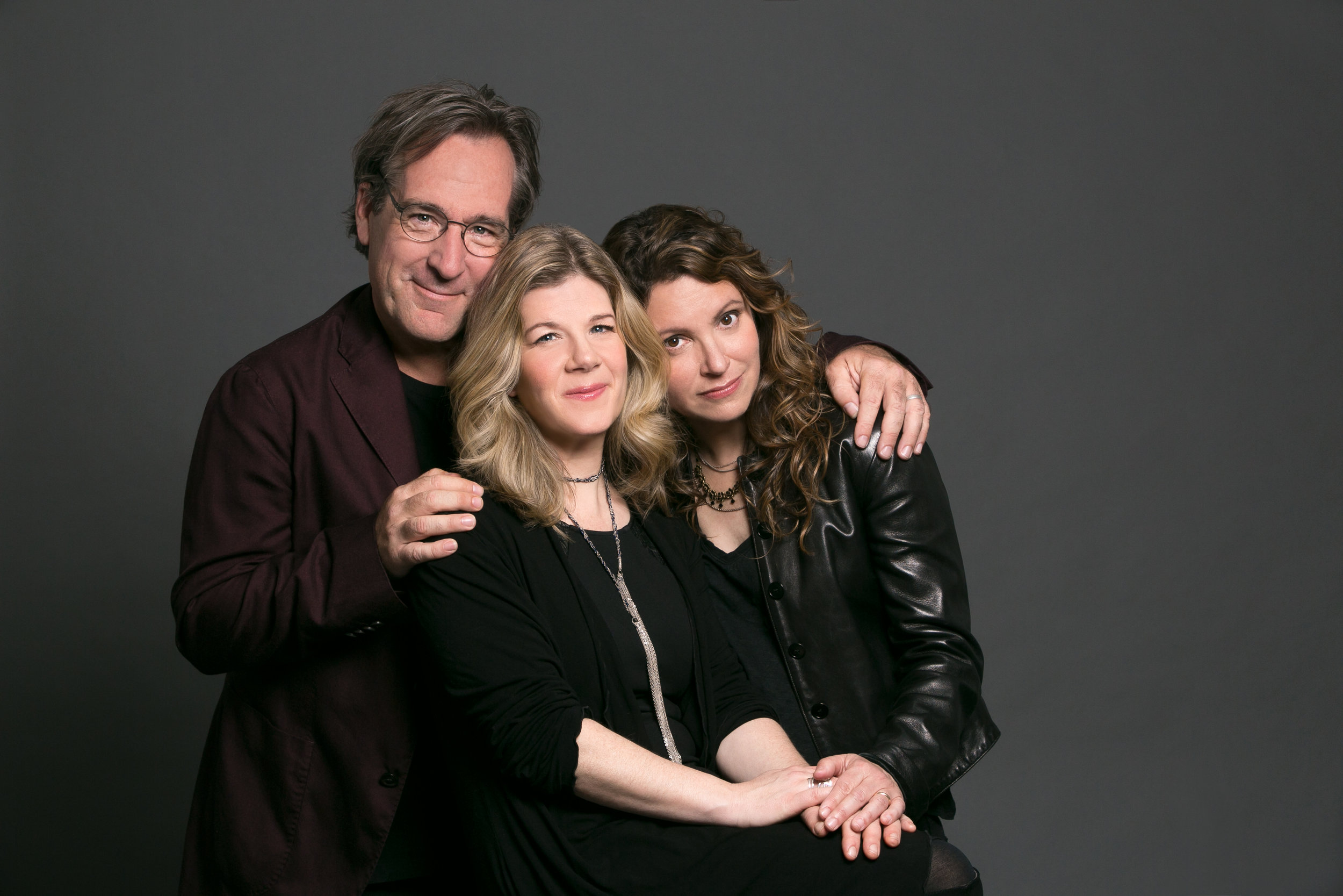 Cry Cry Cry featuring Lucy Kaplansky, Richard Shindell & Dar Williams