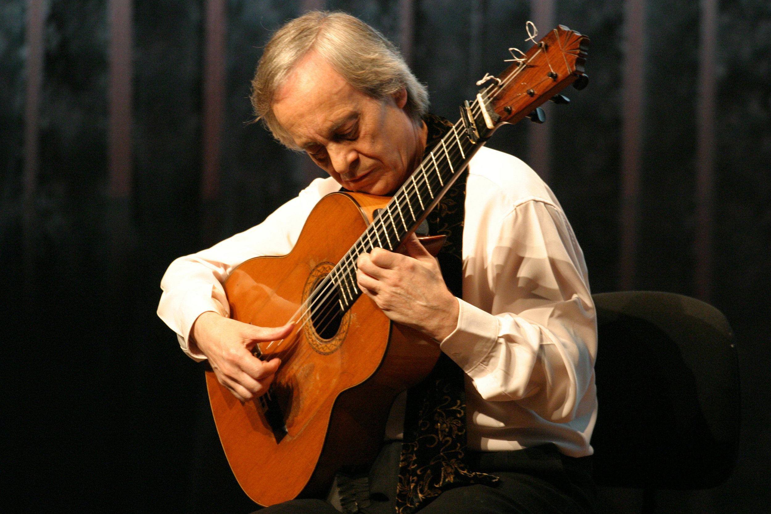 Paco Peña | Lefendary Flamenco Guitarist | 10.22
