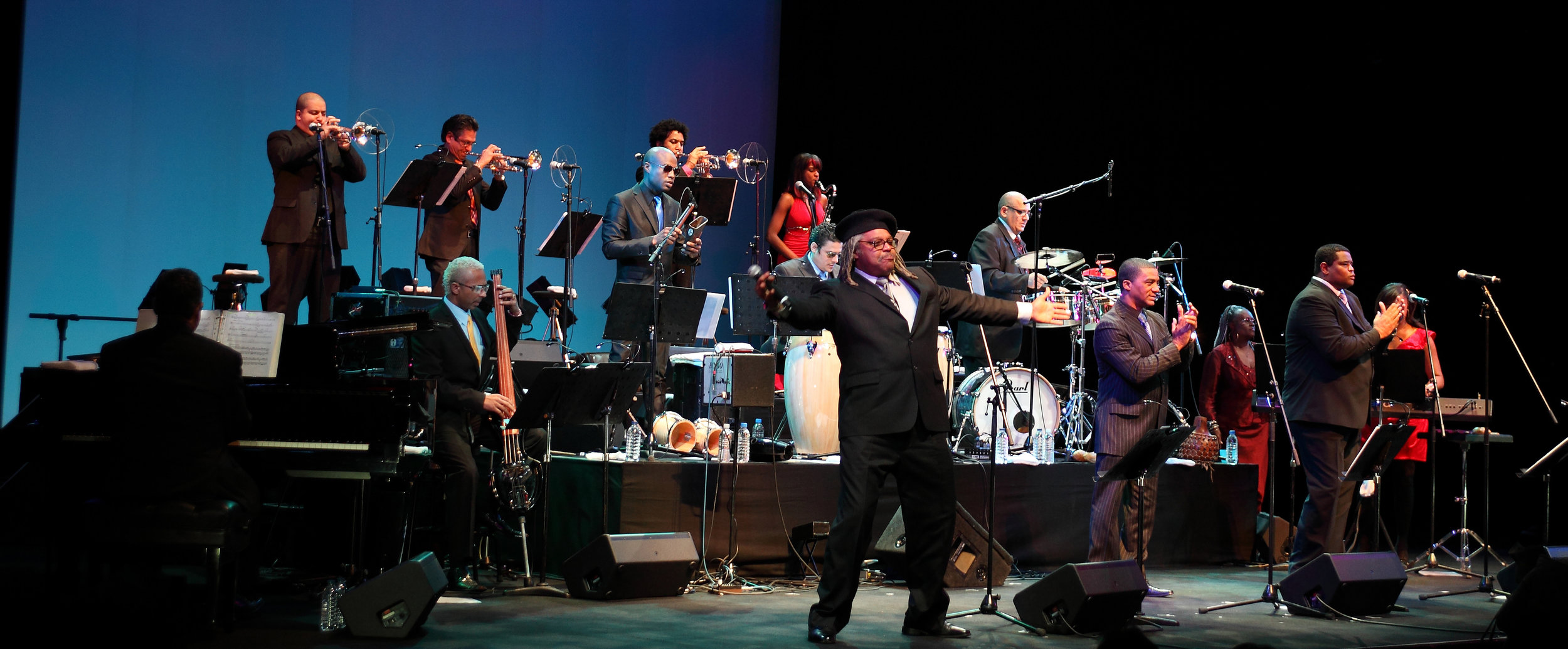 Grammy Award Winning, Afro-Cuban All Stars
