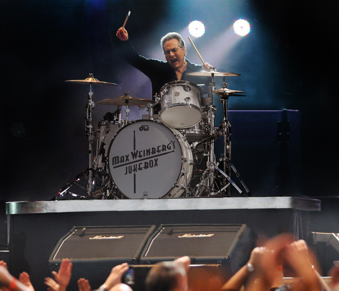 Rock And Roll Hall Of Fame Drummer  Max Weinberg