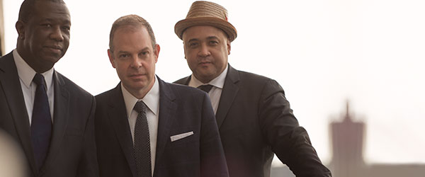Bill Charlap Trio plays the Songs of Leonard Bernstein: A 100th Birthday Celebration | SOPAC | MusicWithoutBorders.com