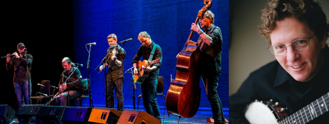 Lúnasa with special guest Tim O'Brien