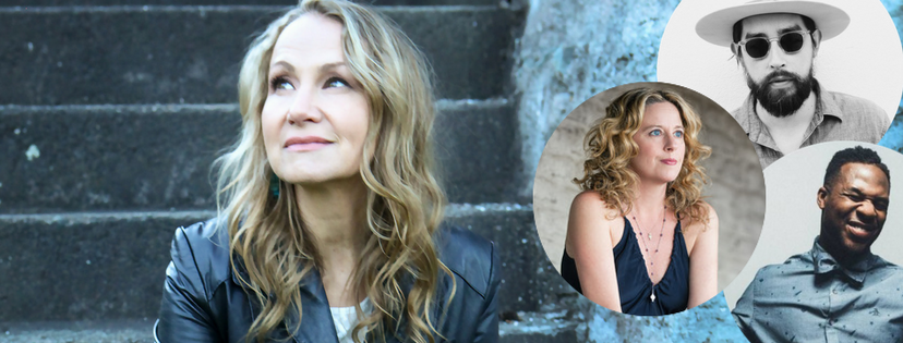 Feb 9th show sold out, so we added another one for Joan Osborne's DYLANOLOGY Feb 8th!