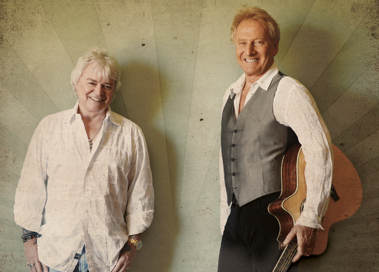 Russell Hitchcock and Graham Russell of Air Supply