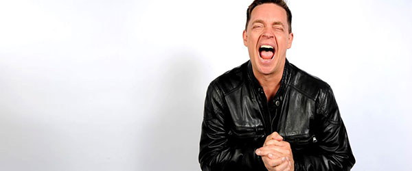 """Voted one of Comedy Central's """"100 Greatest Stand-Ups of All Time,"""" Jim Breuer"""