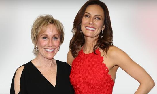 Linda and Laura Benanti
